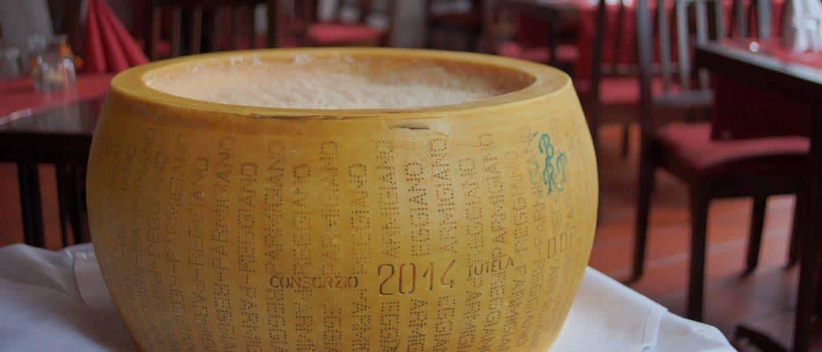 Permalink auf:Kulinarisches aus dem Parmesanlaib